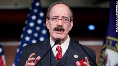 Rep Eliot Engel caught the hot microphone: