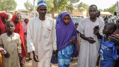Most of kidnapped schoolgirls freed, Nigeria says