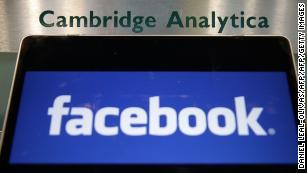 Cambridge Analytica offers new defense of 2016 practices