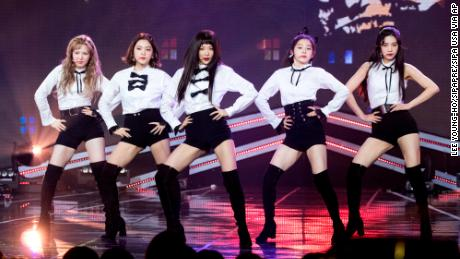 Emotions high as South Korean pop stars prepare to rock Pyongyang