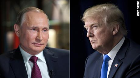 Helsinki eyed for potential Trump-Putin meeting