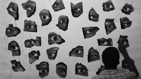 Inside Nigeria's hyperrealist art scene