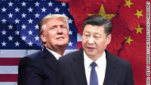 The Trump presidency is a win for China
