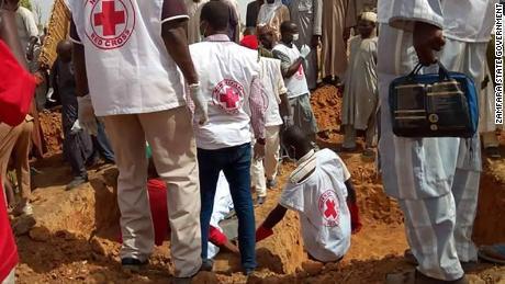 Gunmen kill 26 in Nigeria's Zamfara state