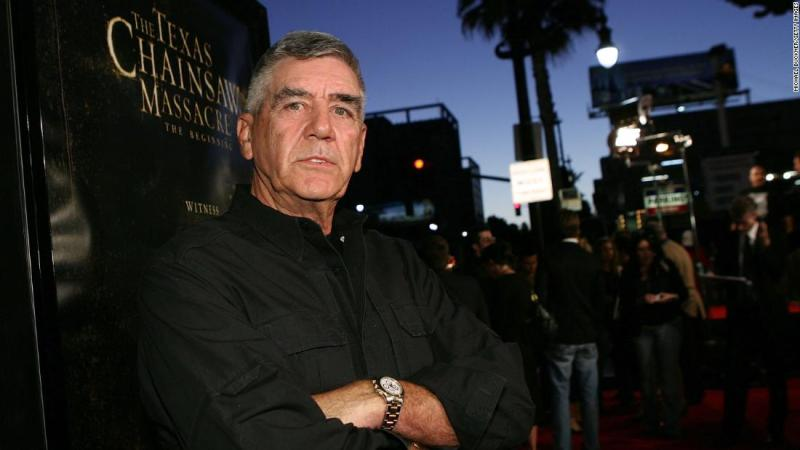 """<a href=""""https://www.cnn.com/2018/04/16/entertainment/r-lee-ermey-obit/index.html"""" target=""""_blank"""">R. Lee Ermey</a>, 74, known for his Golden Globe-nominated role as an intimidating drill sergeant in """"Full Metal Jacket,"""" died Sunday, April 15, according to a statement from his manager."""