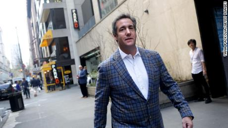 Cohen says his loyalty is first to family and country, not Trump