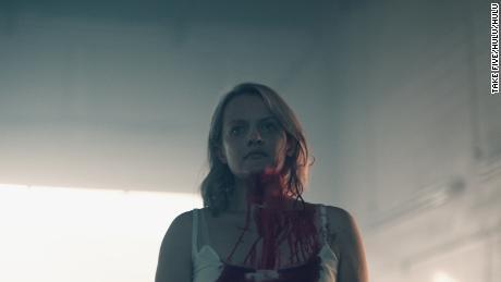 Elisabeth Moss in 'The Handmaid's Tale' Season 2