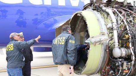 Southwest emergency landing puts focus on engine safety