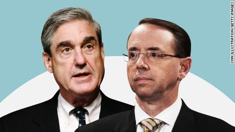 The frantic scramble before Mueller got the job