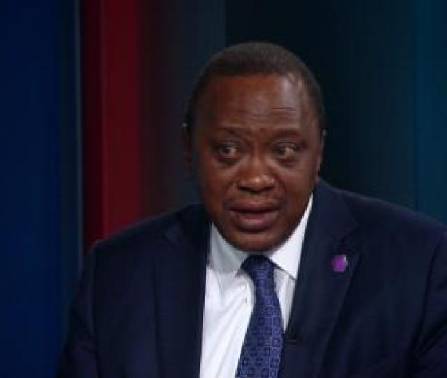 President Gay Rights Of No Importance In Kenya