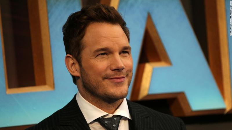 Chris Pratt can go from the famous Chrises, according to Twitter