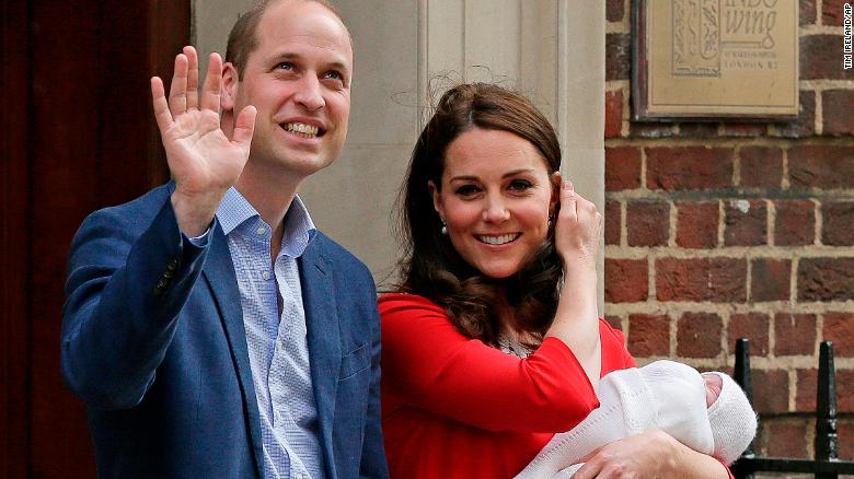 Image result for Prince Louis: Surprise choice for royal baby name
