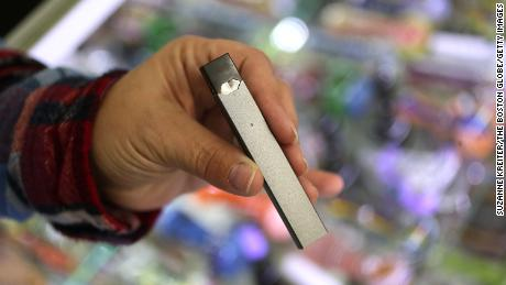 FDA 'blitz' aimed at reducing youths' use of Juul, other e-cigarettes