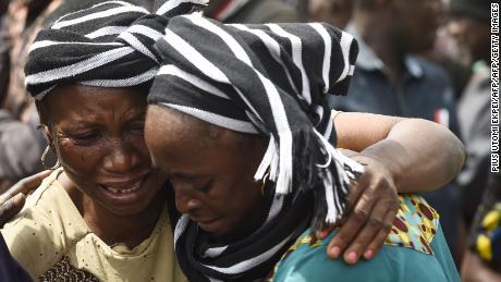 Nigeria's Senate summons President Buhari over church killings