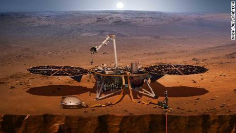 Countdown to Mars: NASA sweating 'seven minutes of terror'