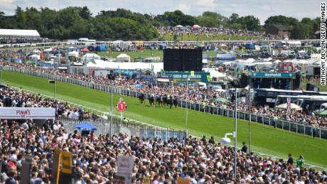 The Derby Festival at Epsom is one of the highlights of the social and sporting calendar.