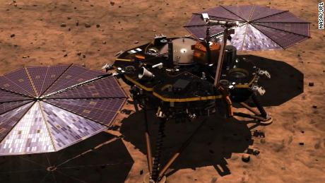 What's the weather on Mars? InSight can tell you every day