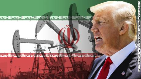 Iran is still exporting oil as sanctions deadline passes