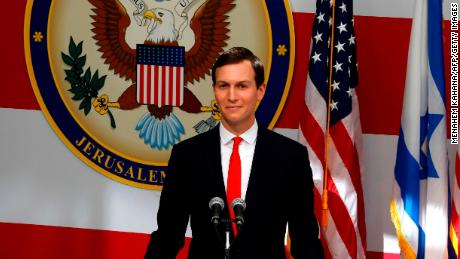 In op-ed, Kushner blames Hamas for Palestinians' plight, but suggests they can still help