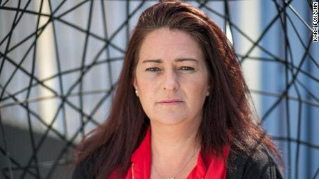 Arlette Lyons had an abortion after a routine scan revealed a fatal  abnormality.