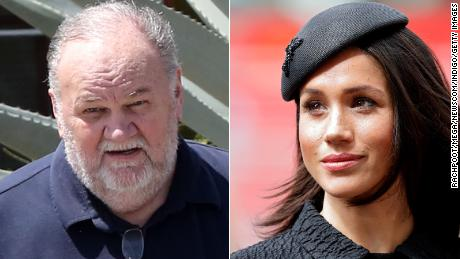 Behind Thomas Markle's special relationship with Meghan Markle