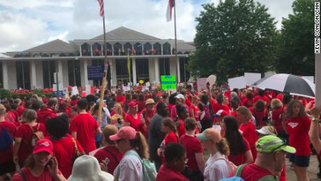 What US teachers won and lost in a year of protests