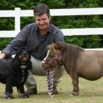 Meet Big Jake And Thumbelina The Tallest And Smallest Horse In The World Cnn