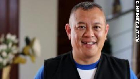 CNN Hero Ricardo Pun-Chong