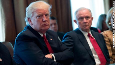 Trump tells Sessions to sue certain opioid companies