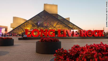 Rock Hall of Fame replacing live induction ceremony with HBO special