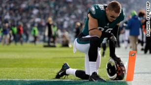 Eagles star rips Fox News report