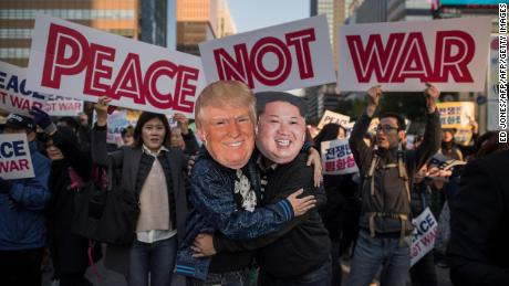 Could Trump and Kim agree to a peace treaty ending the Korean War?