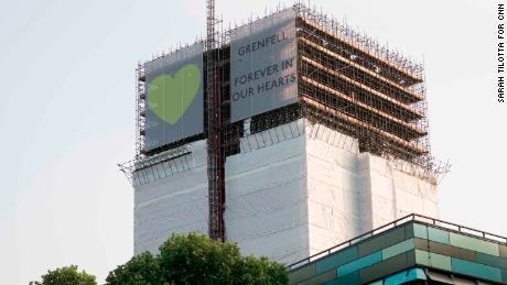 'I am broken': A year on and still no justice for Grenfell fire victims