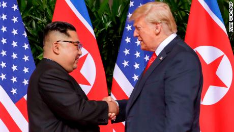 Trump's North Korean gamble ends with 'special bond' with Kim