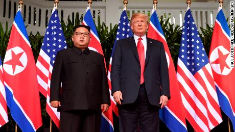 Häagen-Dazs, hotels and Dennis Rodman: Scenes from the US-North Korea summit