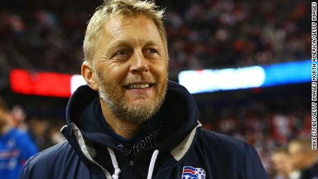 Heimir Hallgrimsson will lead Iceland at its first ever World Cup.