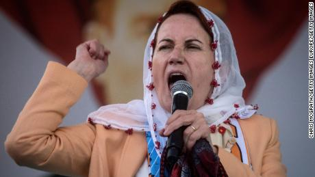 'Mother Meral': The woman trying to drive Turkey's Erdogan from office