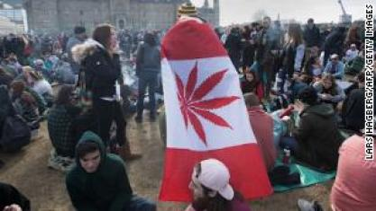 Canada just legalized recreational pot. Here's what you need to know