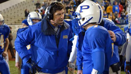 Football Coach Eric Taylor Kyle Chandler Was A Father Figure Not Only To His