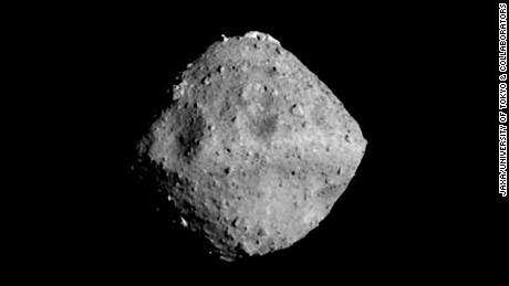 Hayabusa 2 visited the asteroid Ryug to collect several specimens.
