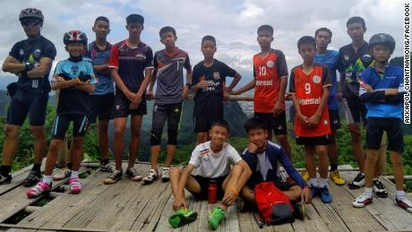 Thai cave rescue: What we know about the Wild Boars soccer team