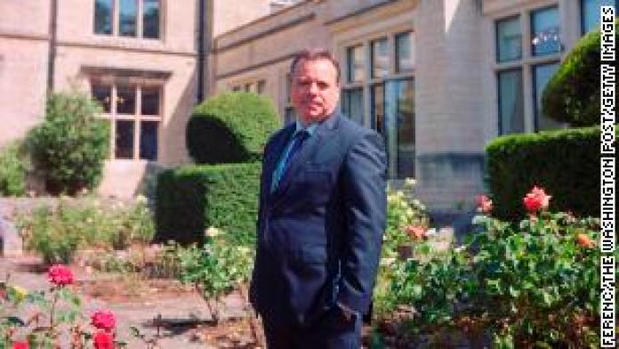 Arron Banks, co-founder of the Leave.EU campaign, pictured in June 2018 in Bristol, England.