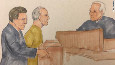 Trybus a comparu devant le tribunal le vendredi 13 juillet pour faire face à des accusations dans l'affaire.