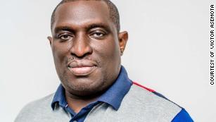 Victor Asemota, African tech pioneer