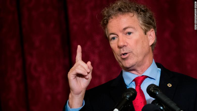 Rand Paul to ask Trump to revoke Brennan security clearance