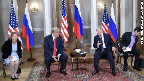 Trump's Helsinki performance puts translator in the spotlight