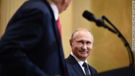 Putin invite sends Washington into Russian twilight zone