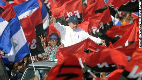 Nicaragua's Daniel Ortega calls unrest 'terrorism,' refuses to step down