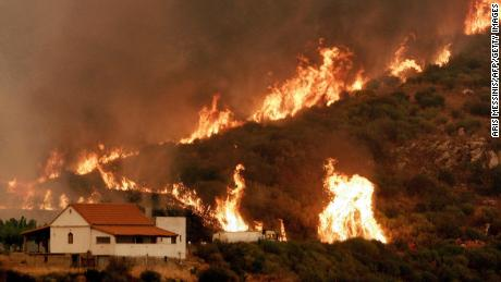 Fires across Greece caused dozens of deaths in 2007. Demetres Karavellas says that few lessons were learned from that disaster.