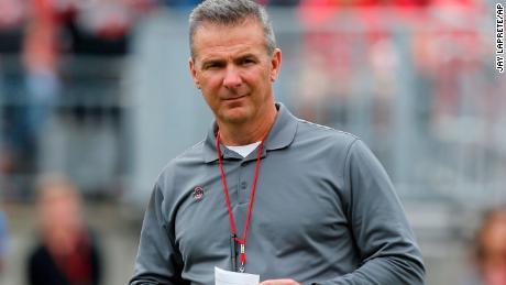 Urban Meyer, one of college football's most successful coaches, was put on paid leave August 1.